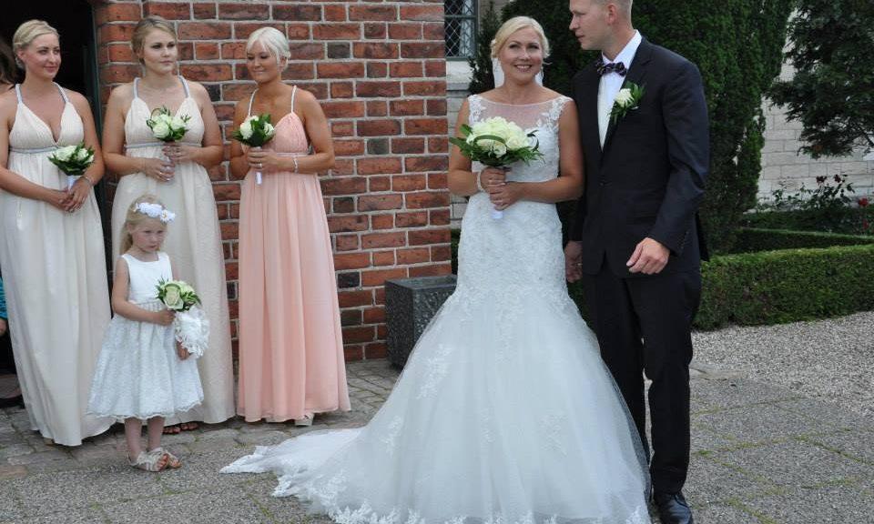 Brautkleid Refenzen