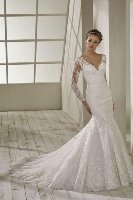 Brautkleid Smeralda