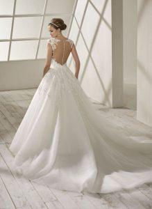 Brautkleid Solitaire