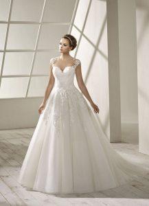 Hochzeitskleid Solitaire