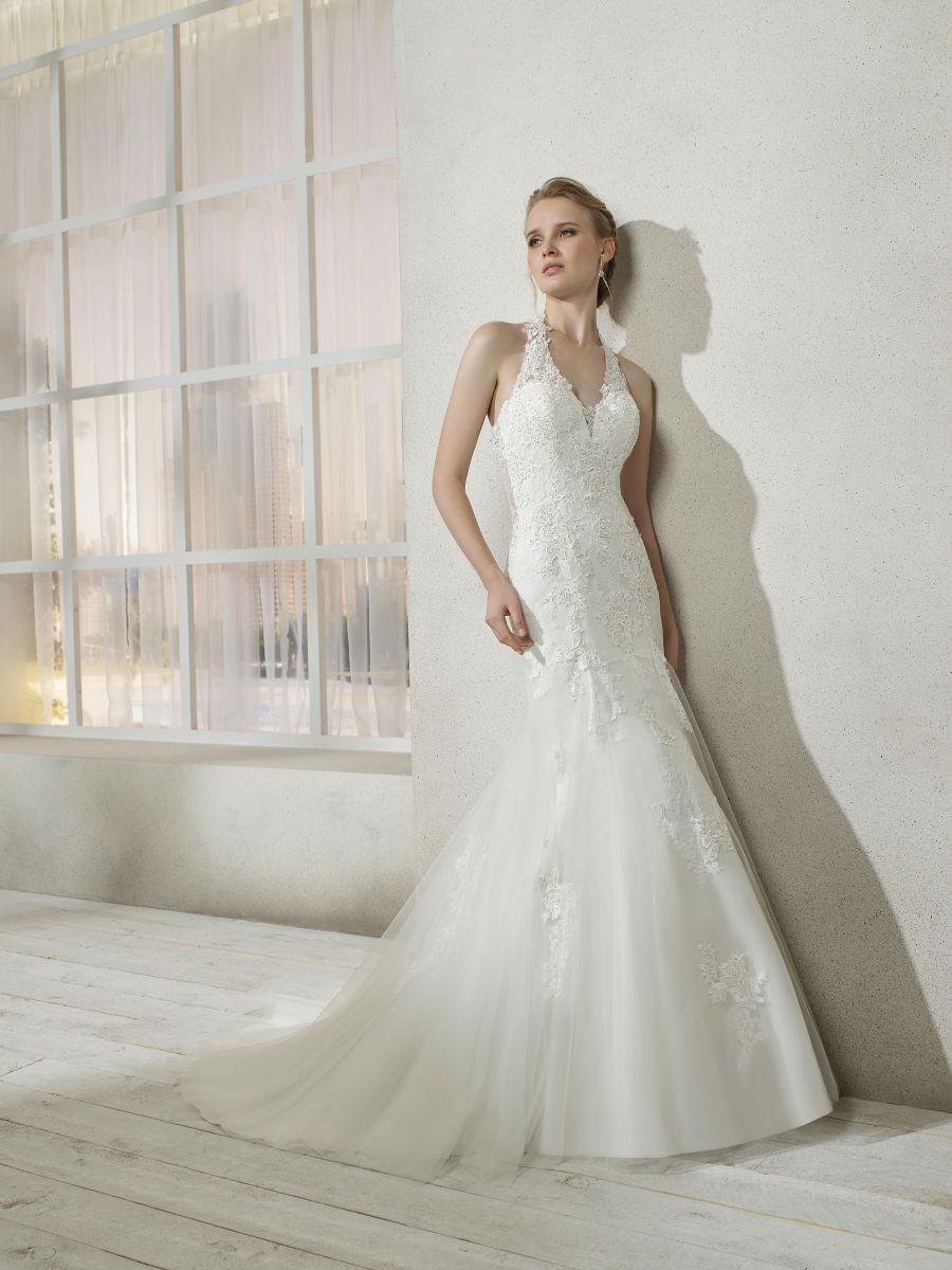 Brautkleid Modell Severine