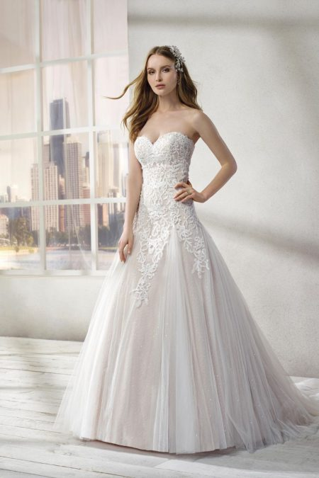 Brautkleid Modell Sharie