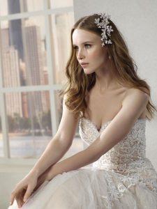 Brautkleid Modell Sharie 2019