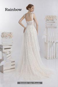 Hochzeitskleid Rainbow