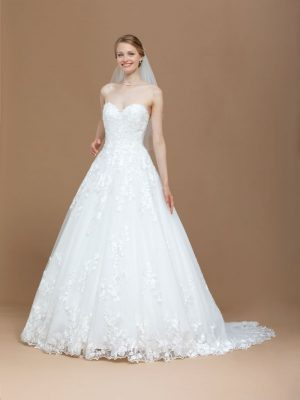 Hochzeitskleid Ole