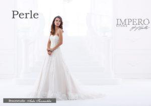 Hochzeitskleid Perle