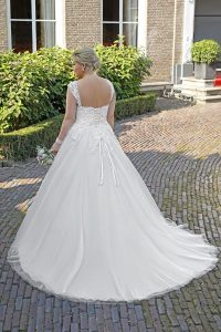 Hochzeitskleid Xelat