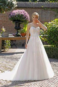 Hochzeitskleid Xero