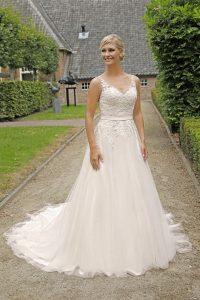 Hochzeitskleid Xyla