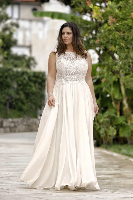 Hochzeitskleid Xesel