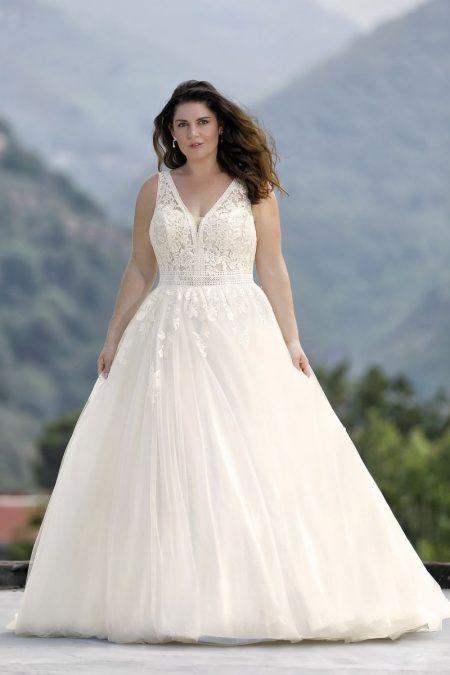 Hochzeitskleid Xheva