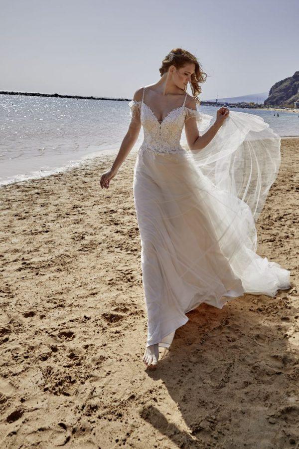 Leichtes Brautkleid Lanisha