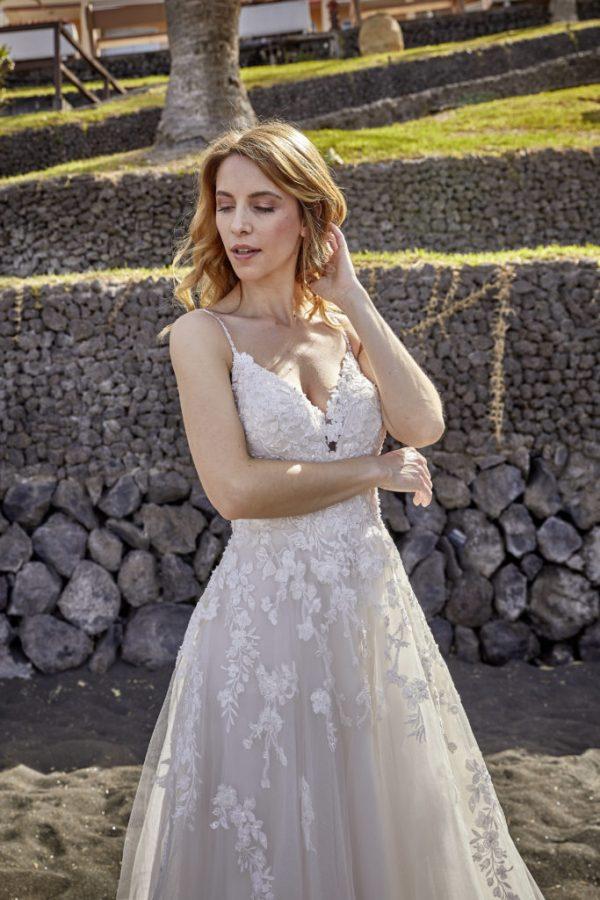 Hochzeitskleid Leani