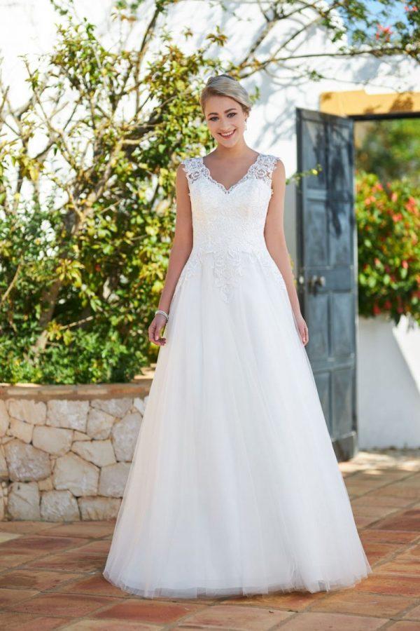 Hochzeitskleid Tuovi