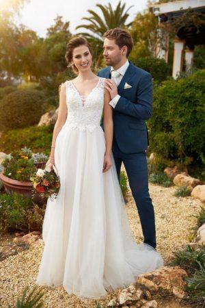 Hochzeitskleid Tulin