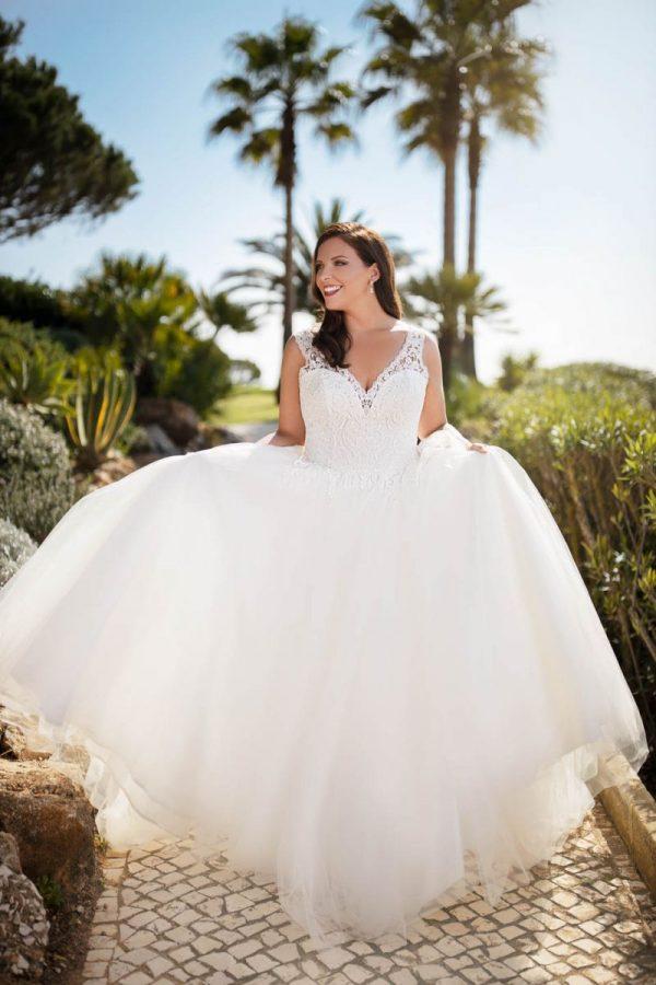 Hochzeitskleid Tuska