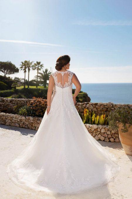 Brautkleid für XL-Bräute