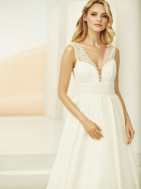 leichtes Brautkleid Pavia