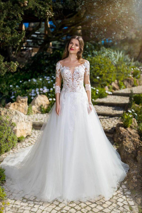 Hochzeitskleid Tristana