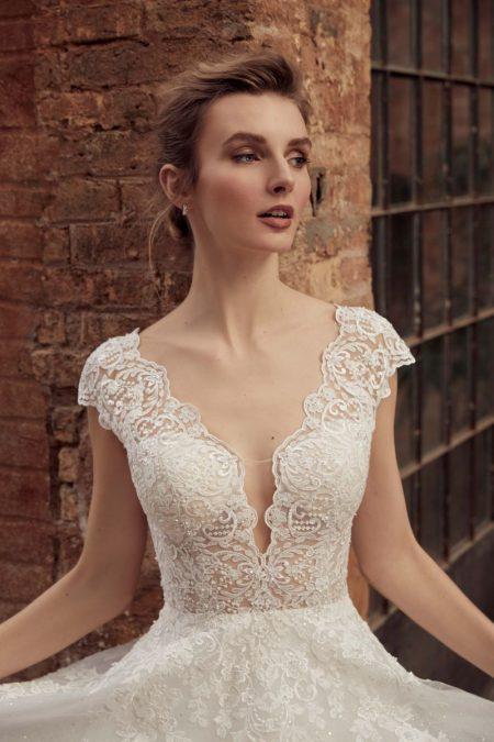 Hochzeitskleid Suami