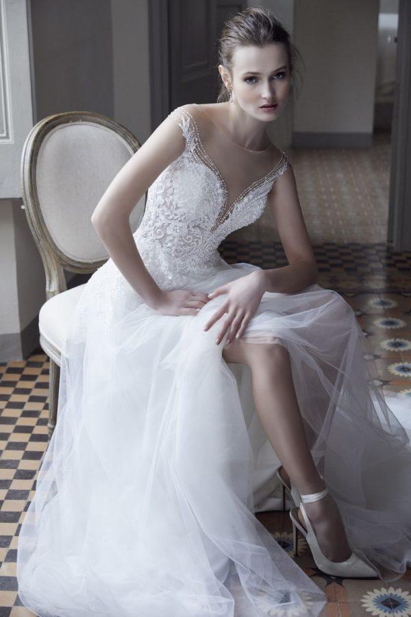 Hochzeitskleid Stoyana