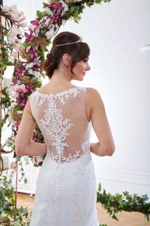Hochzeitskleid Symantha