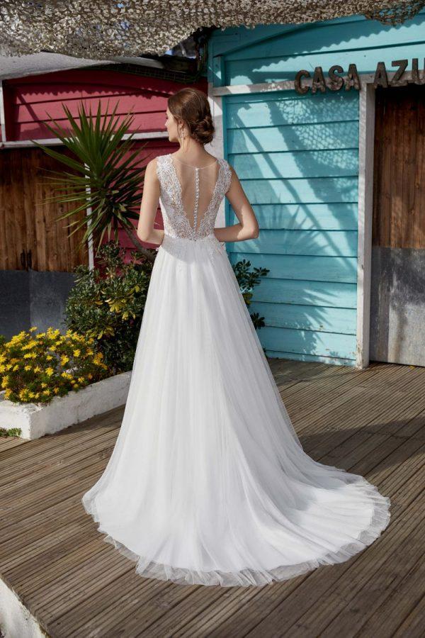Hochzeitskleid Suanita