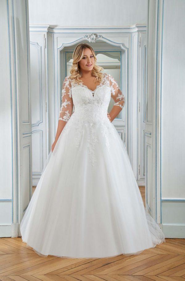 Hochzeitskleid Sureni