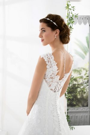 Hochzeitskleid Oswina