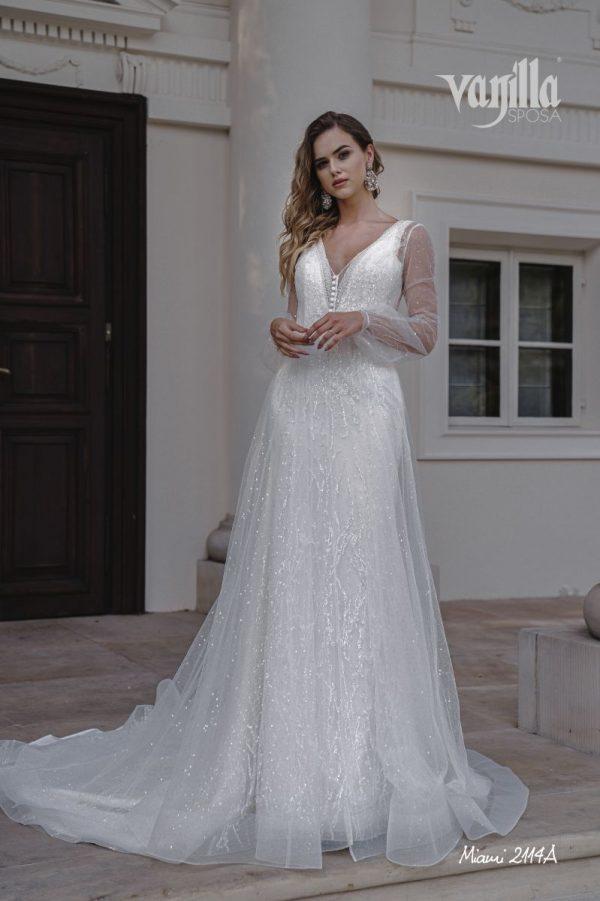 elegantes Kleid Viosa