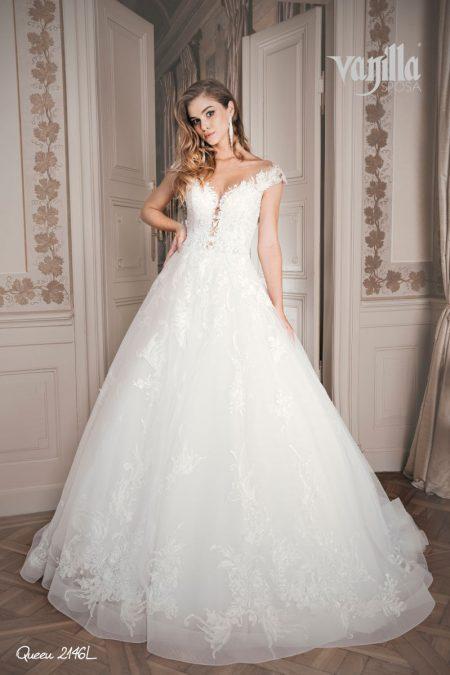 Prinzessinnenkleid Vivika